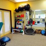 Columbia Gorge Physical Therapy Gym Area