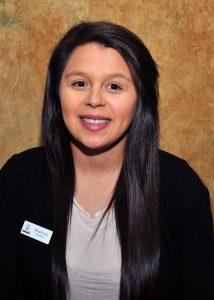 Miriam Castro - Receptionist