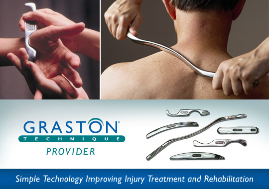 Graston Technique - Siimple Technology Improving Injury Treatment and Rehabilitation